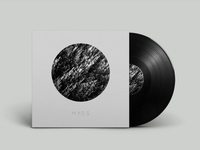 Mass concept mass graphic design music artwork