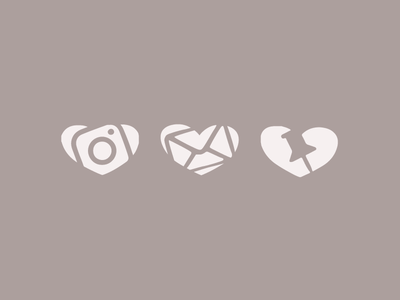 Custom Social Icons blog branding social icons blog lifestyle design branding
