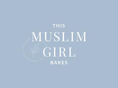 Muslim / Halal Food Blog Branding food blog food blog branding logo design branding logo