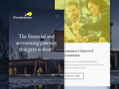 Economos - Mobile