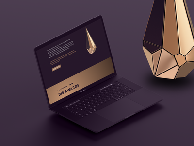 ABOUT YOU AWARDS 2018 Website