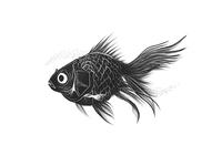Inktober: Underwater