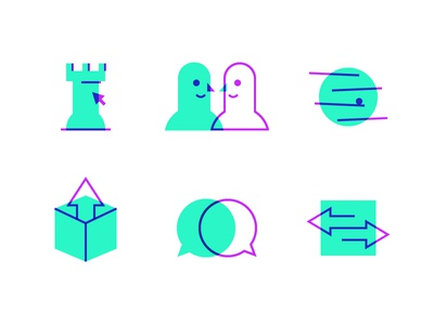 PRPL Icons - Batch Two