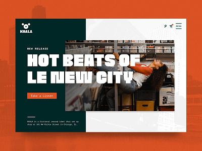 Eucalyptus web design web home ux ui
