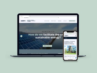 Launching - ASEM-FL Website