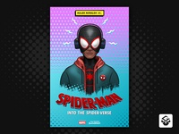 Spider-Man: Into The SpiderVerse | Behance