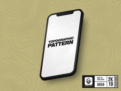 Pattern  | #dailyui 059