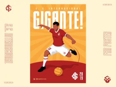 S.C. Internacional Poster | Fan Art