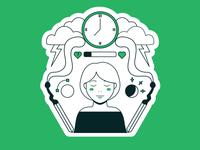 Make Your Mark Kickstarter- Burnout
