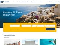 Booking flights - UX Case Study