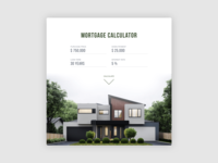 Mortgage Calculator - Daily UI 004