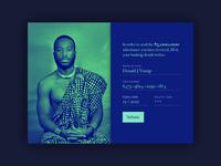 Credit Card Checkout - Nigerian Prince Inheritance