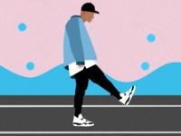 Hip Hop Guy