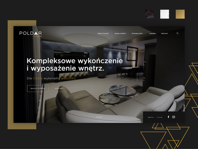 POLDAR - furniture furniture store minimal sofa kitchens luxury product design interior designs gold website black modern modern furniture beauty architecture ui ux design web design inspiration ui furniture furniture design