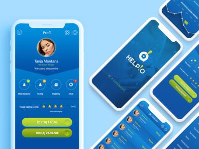 Helpio app