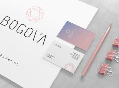 Bogova boutique logo - identity