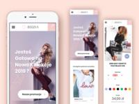 web shop - boutique bogova