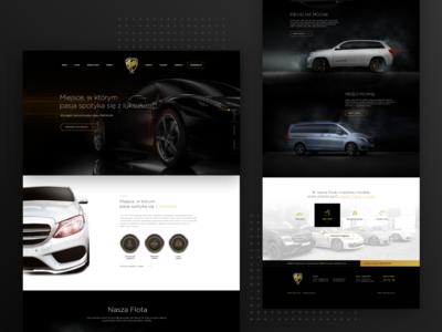 Just Cars Club website
