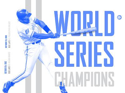 Toronto Blue Jays '92/'93 Champs toronto champs blue world series blue jays baseball
