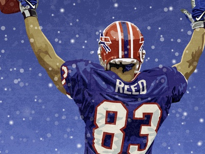Andre Reed Illustration