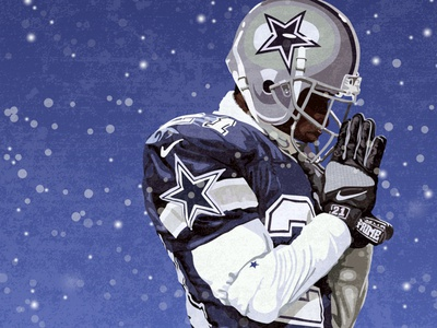 Deion Sanders, Dallas Cowboys