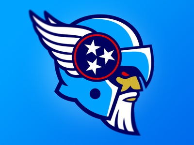 Updated Tennessee Titans Concept Logo titans tennessee titans concept sports national football league football nfl