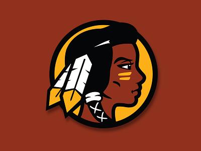 Washington Lady Redskins women cheerleader feminism washington national football league nfl washington dc redskins