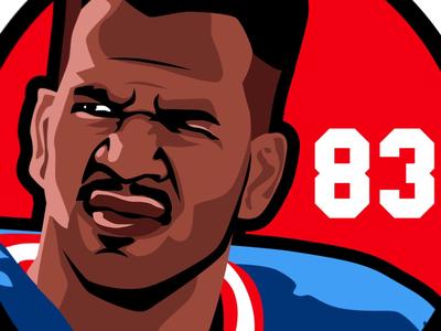 Andre Reed - Buffalo Bills