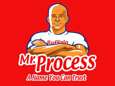 Sean McDermott Mr. Process