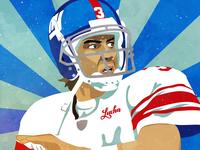 Rob Johnson New York Giants