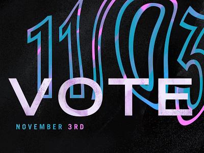 Vote on November 3rd! voting voter democracy president presidential election america usa election vote