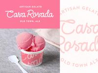 Casa Rosada – Artisan Gelato