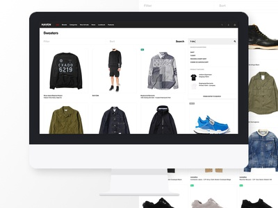Haven - Collection & Search