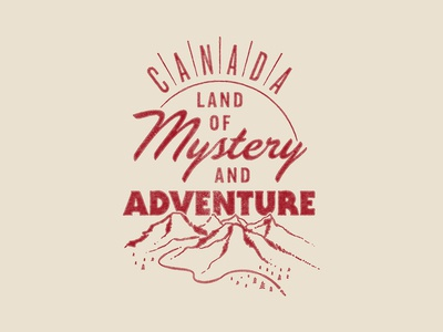 Land of Mystery and Adventure