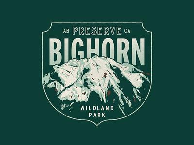 Bighorn Wildland Park