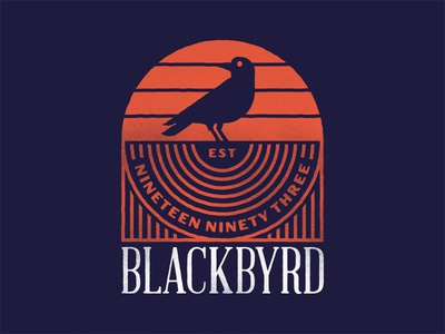 Blackbyrd Shirt Design