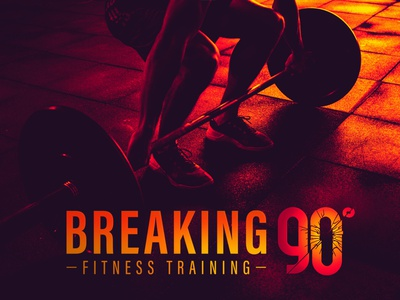 Breaking 90º - Fitness Training gradient map workout exercise squats fitness coach fitness breaking 90 breaking 90º