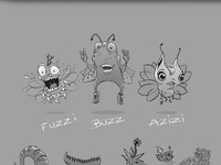 Zeds game characters