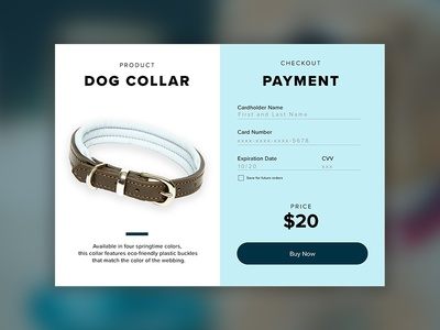 Dirty Dog Grooming Credit Card Checkout