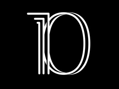 Monogram 10