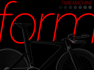 Speed  Form  And Function Poster tim tourtillotte orbital visual llc poster art poster bicycle time trial bike typography