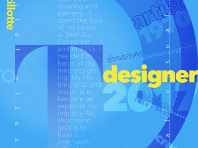 About Tim graphic design poster art expert thinker designer design artist orbital visual llc tim tourtillotte branding thefuturchallenge typography