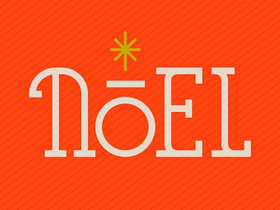 Noel illustration star holiday pattern customtype type lettering christmastree christmas noel