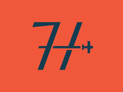 The Hangar Reject 1.1 symbol logotype typography state fair brand type branding aviation plane logo mark restaraunt