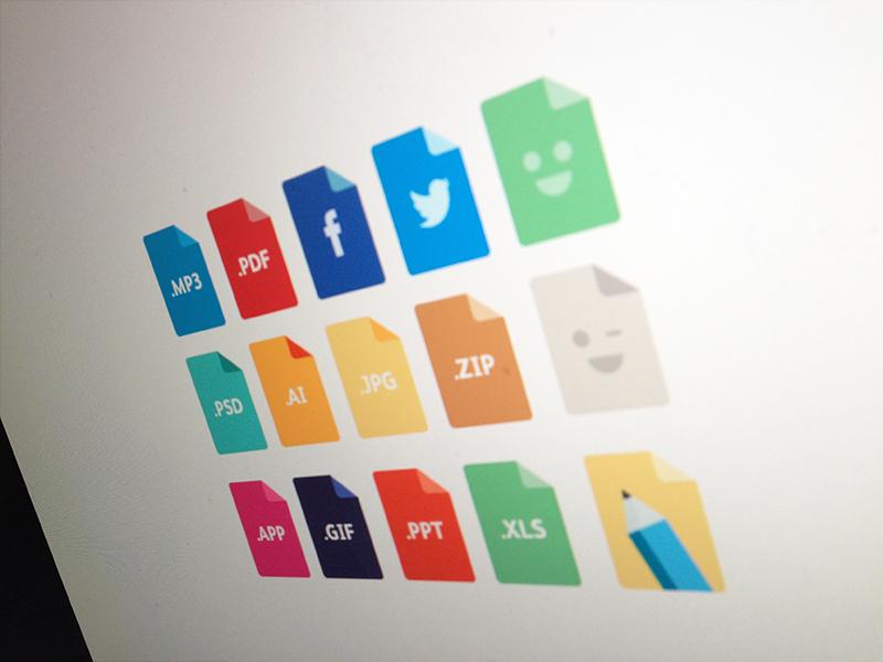 Porkpieicons - Free Icons PSD icons free psd file type freebie uo