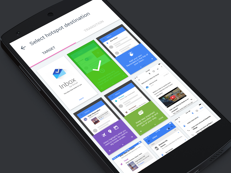 Marvel - Android Material Design App by Murat Mutlu for