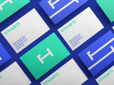 Fithabits | Business Cards