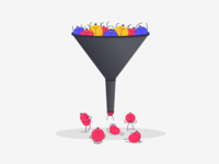 Useberry | Funnels Illustration