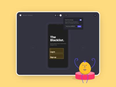 Useberry | Create Prototype