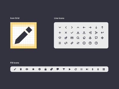 Useberry | Iconography